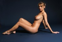 Hayley marie coppin  blue nudes. <p>A simple but tiny set of me; nude. enjoy xx</p>